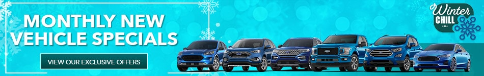 Monthly New Vehicle Specials