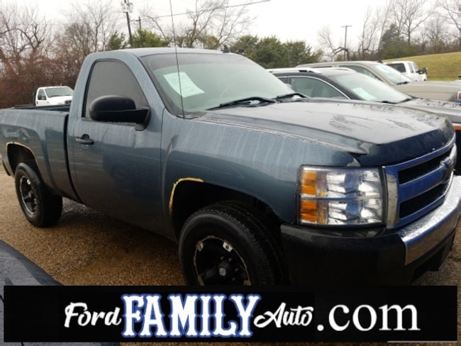 2007 Chevrolet Silverado 1500 Work Truck Truck Regular Cab