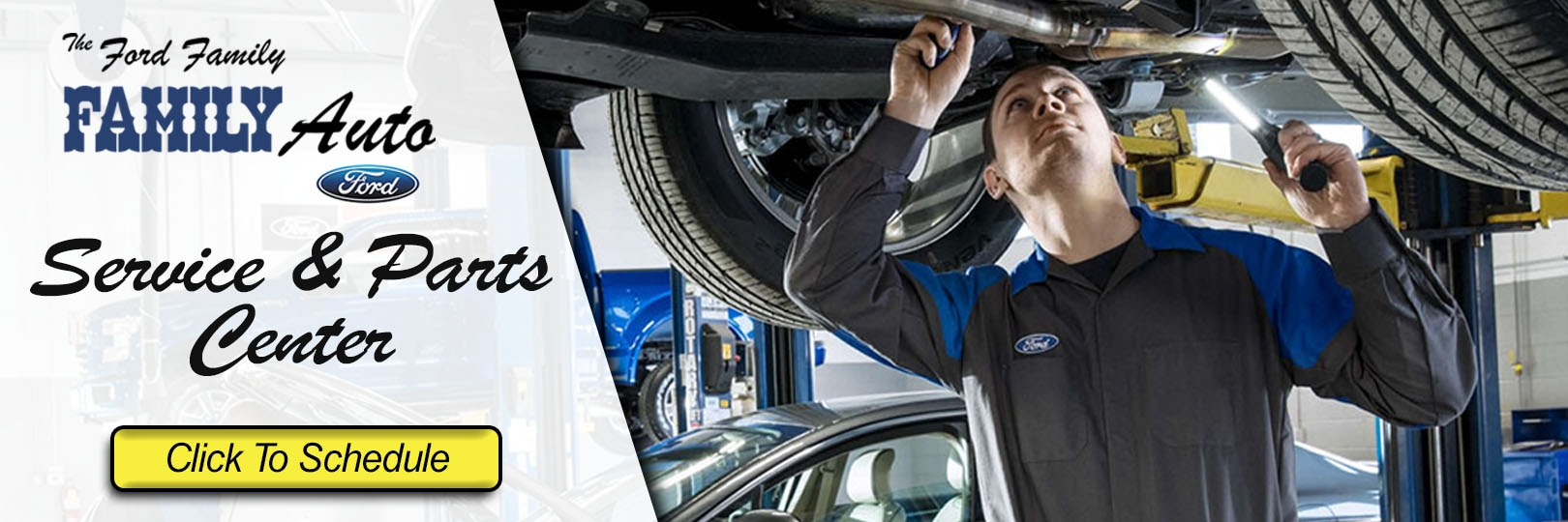 Family Auto Center >> The Ford Family L Family Ford Ford Dealership In Commerce Tx