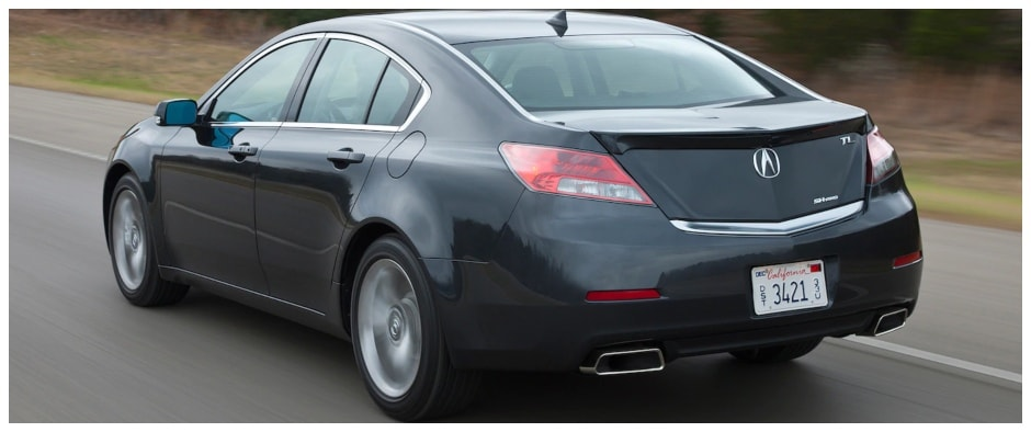 luxury used acura tl for sale in toronto