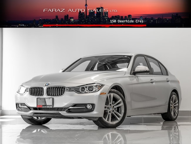 Used 2015 BMW 320I X-DRIVE|NAVI|SPORT LINE|PARKING SENSORS|LOADED Sedan in Toronto