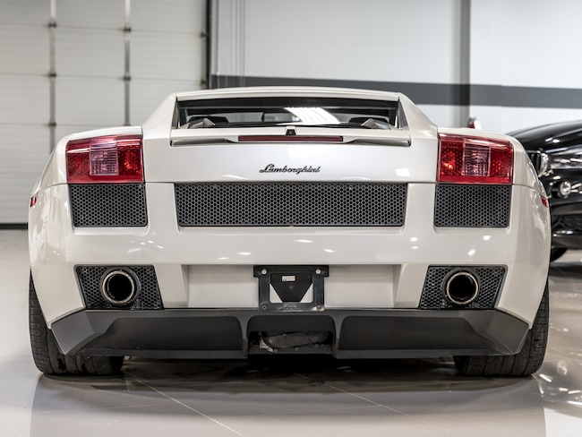 New 2007 Lamborghini Gallardo 5 2l V10 552hp Navi Ream Cam Loaded