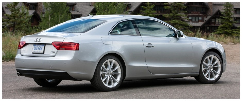 luxury used audi a5 for sale