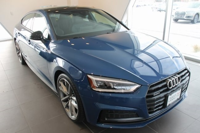 New 2019 Audi A5 2.0T Premium Plus Sportback for sale in Fargo