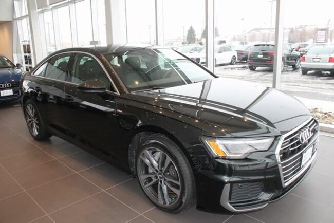 New 2019 Audi A6 3.0T Premium Plus Sedan for sale in Fargo