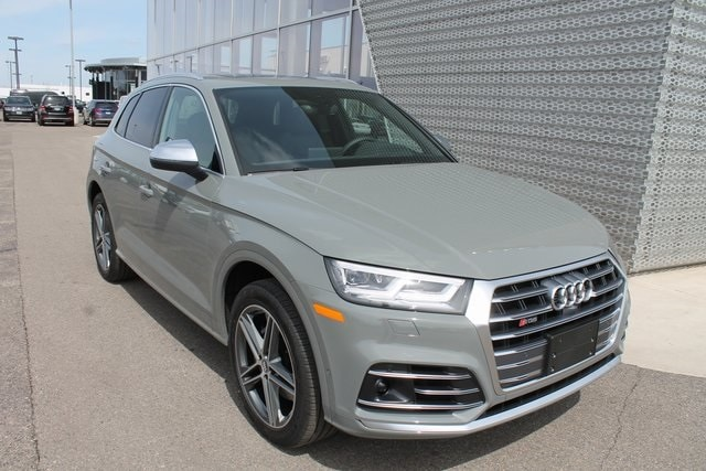 Valley Imports Fargo >> 2019 Audi SQ5 For Sale in Fargo ND | Valley Imports