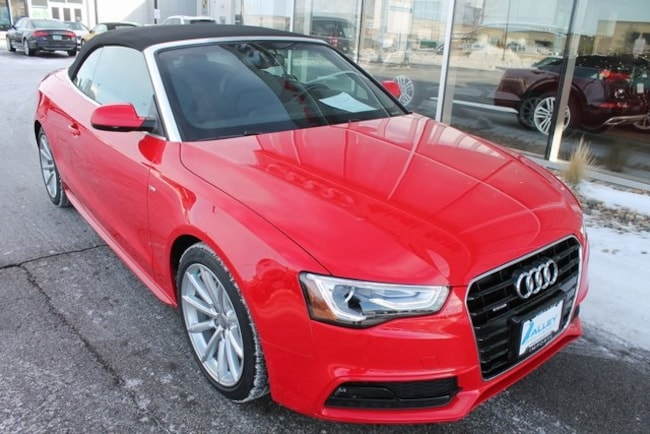 2015 Audi A5 2.0T Premium Plus Convertible