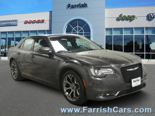 Certified 2017 Chrysler 300 300S black interior 26661 miles Stock PC11685 VIN 2C3CCABG7HH6224