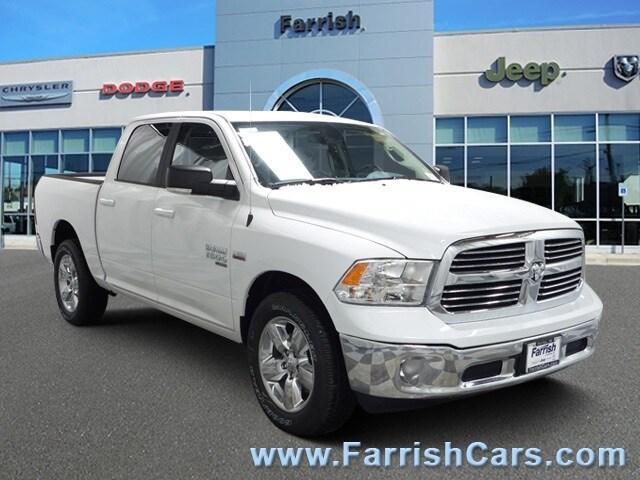 New 2019 Ram 1C6RR7LT8KS559743 2019 bright white exterior diesel grayblack interior 0 miles Sto