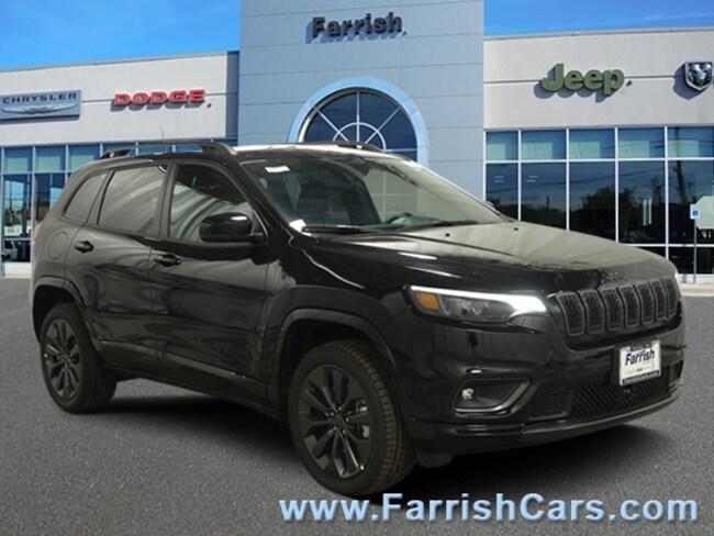 New 2019 Jeep Cherokee HIGH ALTITUDE 4X4 black interior 0 miles Stock 33492 VIN 1C4PJMDNXKD367
