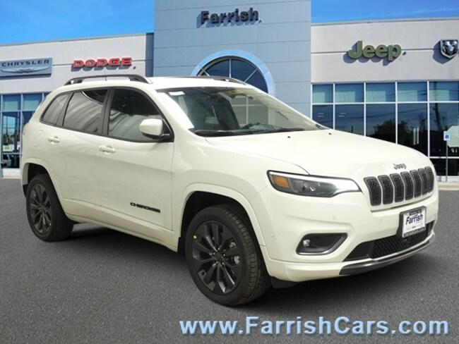 New 2019 Jeep Cherokee HIGH ALTITUDE 4X4 black interior 0 miles Stock 33460 VIN 1C4PJMDN1KD362