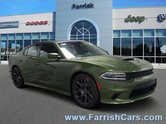 New 2019 Dodge Charger RT RWD black interior 0 miles Stock D9312 VIN 2C3CDXCT2KH527783