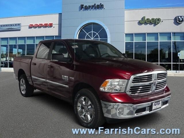 New 2019 Ram 1C6RR7LT5KS532354 2019 red exterior diesel grayblack interior 0 miles Stock D9247