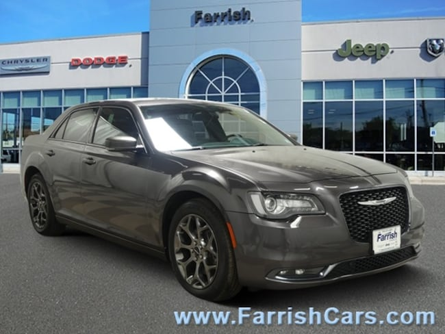 Certified 2015 Chrysler 300 300S black interior 23633 miles Stock PC11688 VIN 2C3CCAGG8FH8144