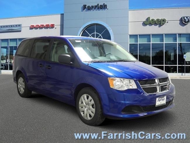 New 2019 Dodge Grand Caravan SE blacklight graystone interior 0 miles Stock D9376 VIN 2C4RDGB