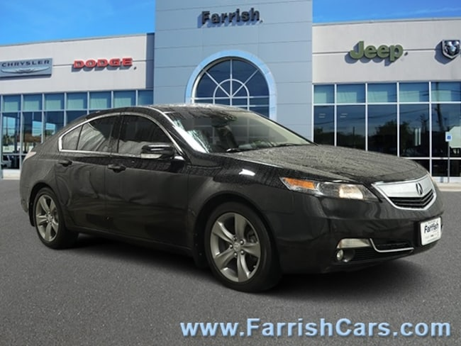 Used 2012 Acura TL Tech Auto umber interior 97813 miles Stock PC11673A VIN 19UUA9F5XCA012078
