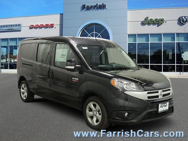 New 2018 Ram ProMaster City WAGON SLT black metallic exterior black interior 0 miles Stock D932