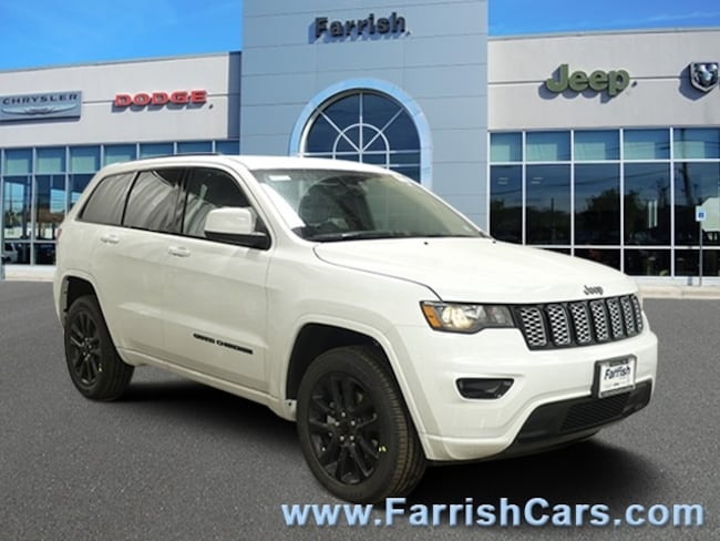 New 2019 Jeep Grand Cherokee ALTITUDE 4X4 black interior 0 miles Stock 33598 VIN 1C4RJFAG6KC67