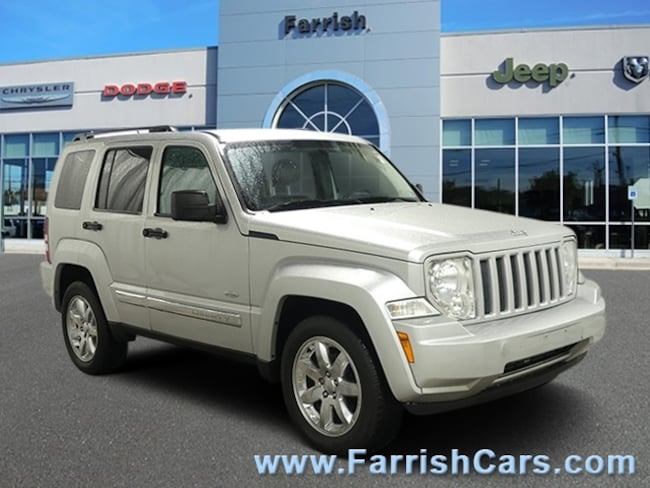 Used 2012 Jeep Liberty Sport Latitude dark slate gray interior interior 77802 miles Stock S1976
