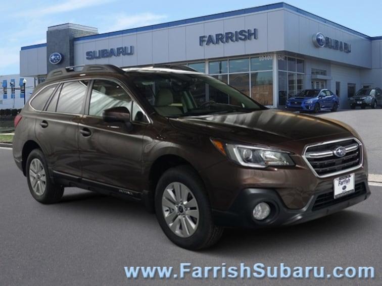 New 2019 Subaru Outback 2.5i Premium SUV in Fairfax, VA