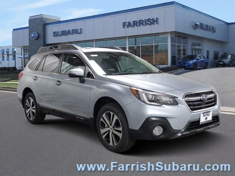 New 2019 Subaru Outback 2.5i Limited SUV in Fairfax, VA