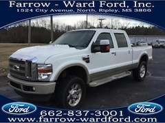 2010 Ford F-250 King Ranch Short Bed Crew Cab Truck