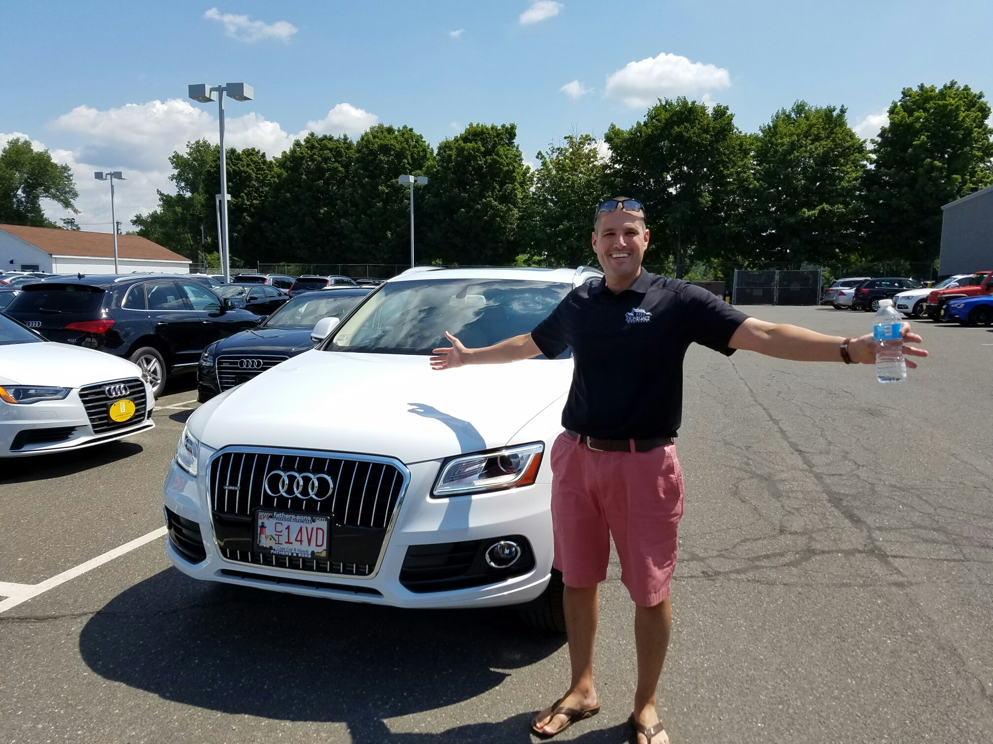 Fathers And Sons Audi >> Audi West Springfield | New Audi dealership in West Springfield, MA 01089