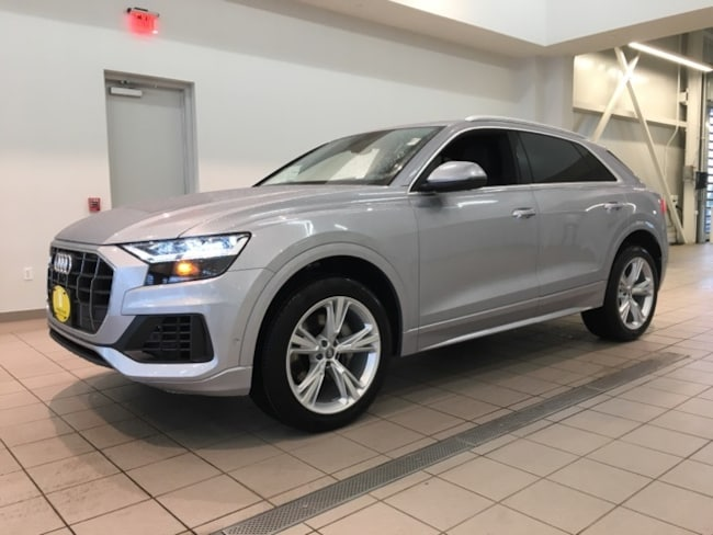 New 2019 Audi Q8 3.0T Premium Plus SUV West Springfield MA