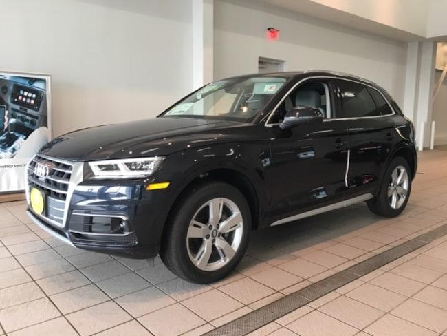 New 2019 Audi Q5 2.0T Prestige SUV West Springfield MA