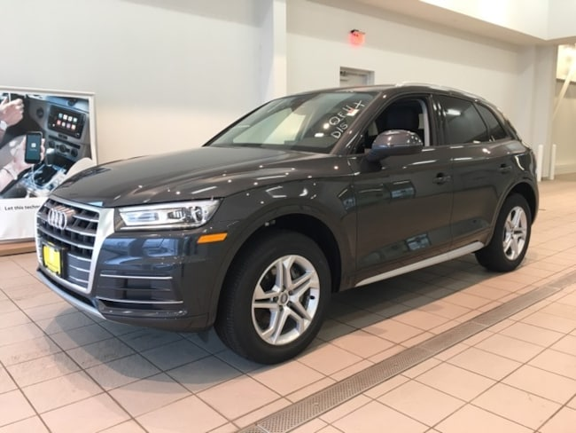 New 2018 Audi Q5 2.0T Tech Premium SUV West Springfield MA