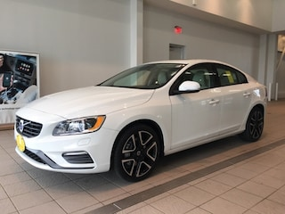 New 2018 Volvo S60 T5 AWD Dynamic Sedan YV140MTL6J2462206 for sale in West Springfield, MA