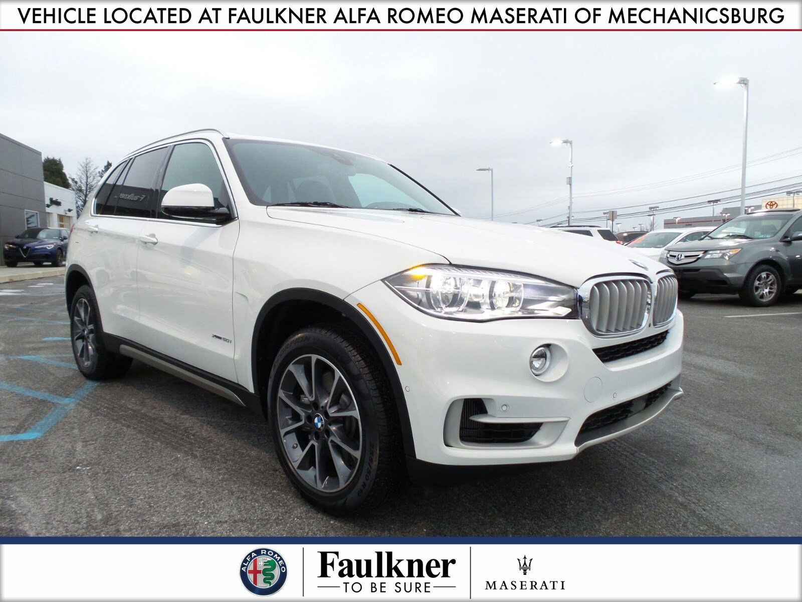 2018 BMW X5 xDrive50i xDrive50i Sports Activity Vehicle