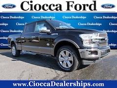 2018 Ford F-150 King Ranch King Ranch 4WD SuperCrew 6.5 Box