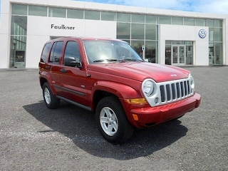 Used 2007 Jeep Liberty Sport SUV For sale near York PA