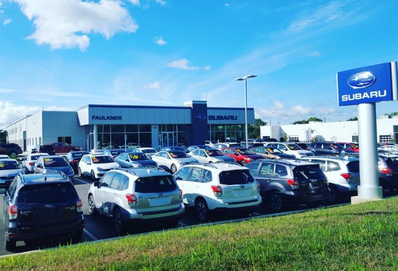 About Faulkner Subaru Mechanicsburg
