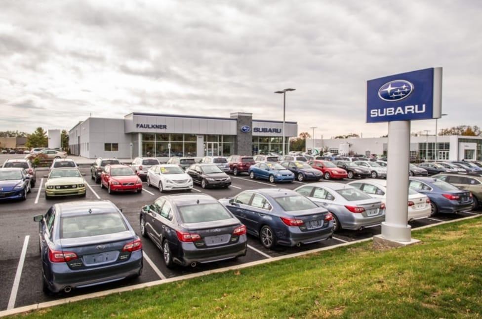 Faulkner Subaru Mechanicsburg Subaru Dealership Mechanicsburg