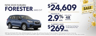 2020 Forester Special Offers!