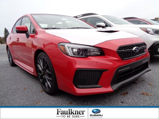 2019 Subaru WRX STI Limited Sedan