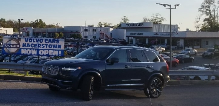 New 2019 Volvo XC40 For Sale at Younger Volvo Cars Hagerstown | VIN:  YV4162UK6K2139516