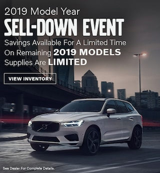 2019 Model Year Sell-Down Event