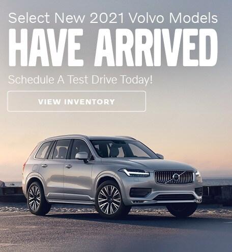 New 2021 Models Have Arrived