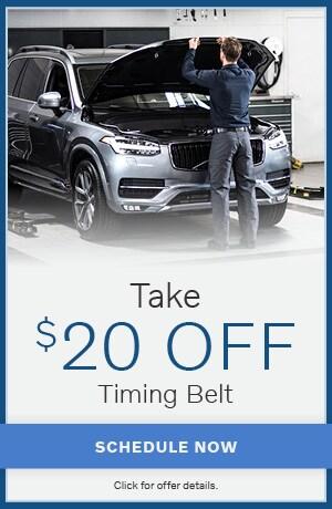 Take $20 Off Timing Belt