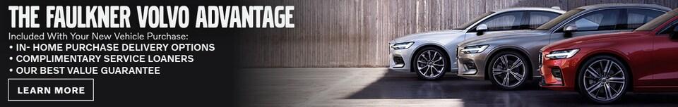 Faulkner Volvo Advantage - We Will Deliver!