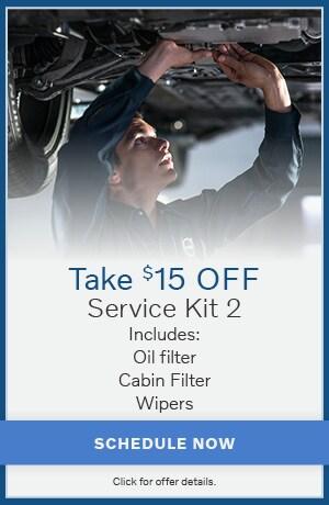 Take $15 Off Service Kit 2