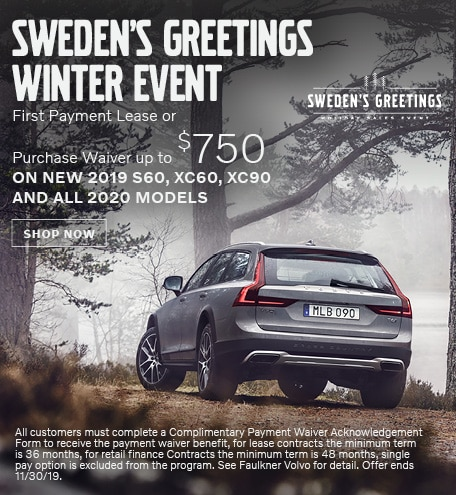 Sweden's Greetings Winter Event