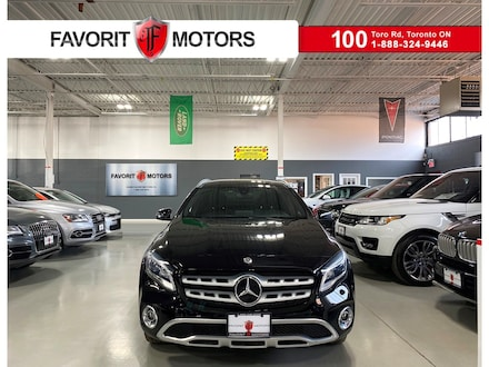 2018 Mercedes-Benz GLA 250 GLA 250 4matic NAV Leather Safetytech Backup CAM + SUV