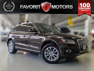 2014 Audi Q5 3.0 TECHNIK | NAVIGATION | SUNROOF SUV