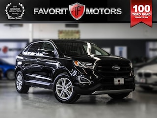2016 Ford Edge LEATHER | PANO ROOF | NAVI | AWD SUV
