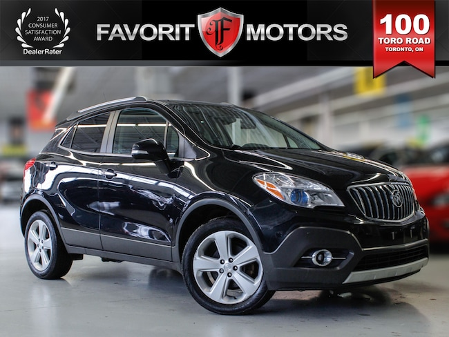 2015 Buick Encore BLIND SPOT | HEATED SEATS | HEATED STEERING SUV