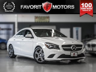 2015 Mercedes-Benz CLA-Class CLA250 | 4MATIC | NAVIGATION | LEATHER Coupe